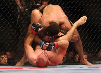 Though Pokrajac lost, his place in the UFC's light heavyweight division remains the same.