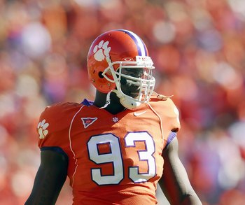 Unlike years past, Clemson lacks an intimidating defensive presence.
