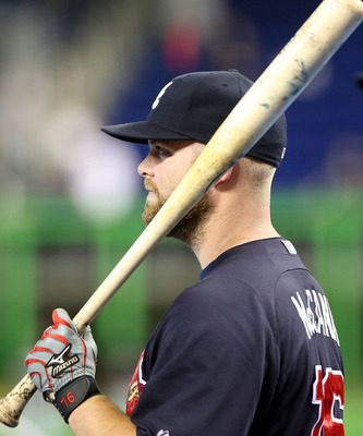 Brian McCann has struggled, posting a .228 batting average this year.