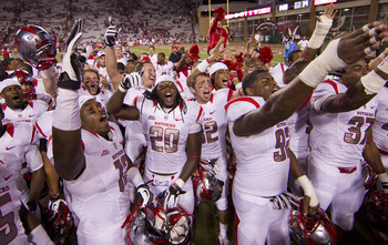 The Rutgers Scarlet Knights are back in the national polls this week.