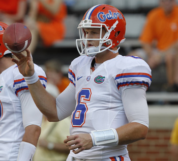 Jeff Driskel and the Florida Gators look to be for real this season.