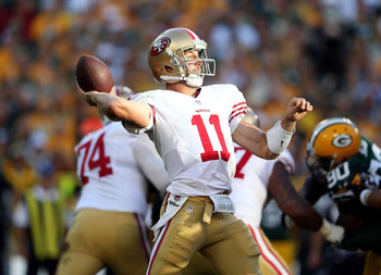 "Will this be the year that 49ers quarterback Alex Smith garners ""Elite"" status?"
