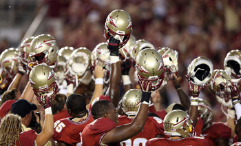 The Florida State Seminoles look like a legitimate national title contender.