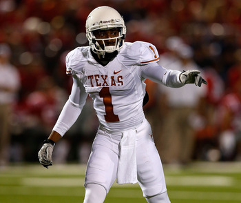 The Texas Longhorns are out to prove they are for real.