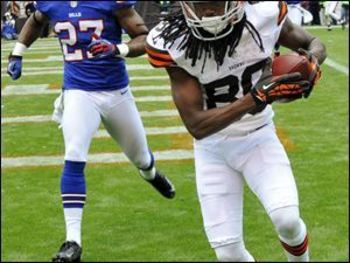 Gilmore gave up a touchdown to Travis Benjamin. Photo Credit: Associated Press
