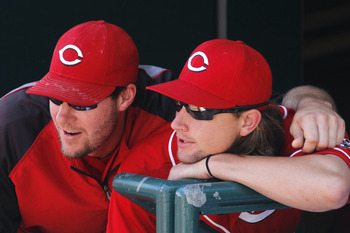 Ryan Ludwick has been a huge addition the the Reds' clubhouse.