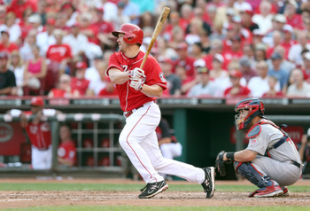 Scott Rolen could be a huge contributor during the Cincinnati's postseason run.