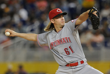 Bronson Arroyo has had an excellent season and seems to be getting stronger down the stretch.