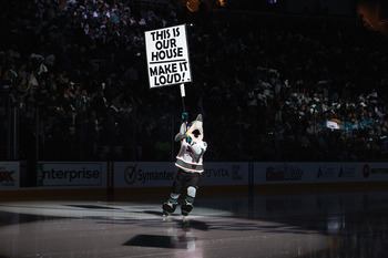 The Sharks will not see a decrease in average ticket sales if the lockout continues.