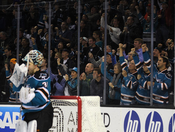Sharks fans will remain loyal at the conclusion of the lockout.
