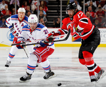 Rangers Rookie Chris Kreider is Expected To See Time in the AHL