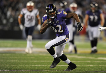Torrey Smith played an inspired game against the Patriots just a night after he lost his brother