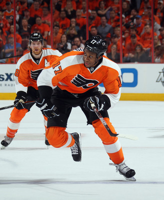The Flyers would be off to the races once the season begins