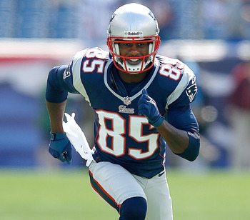 Brandon Lloyd is becoming one of Tom Brady's most reliable targets.
