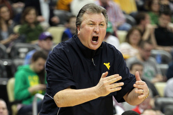 Bob Huggins likes math