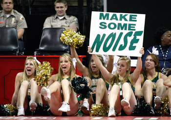 High pitched female voices can be more disturbing, according to ESPN