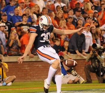 Photo via AUTigers.com