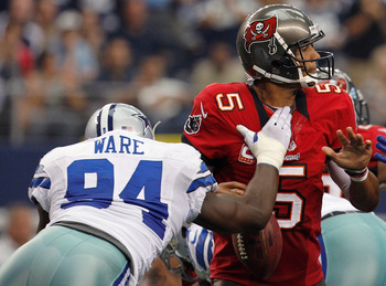 DeMarcus Ware has been the most menacing presence on the Dallas defense for years.