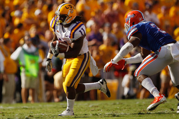 LSU RB Spencer Ware