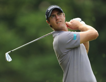 Nicolas Colsaerts is the only Ryder Cup rookie on the European Team.