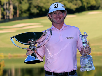 Brandt Snedeker won the Tour Championship and the FedEx Cup.