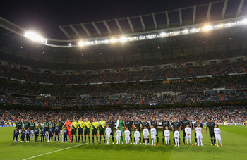 Real Madrid has a rich and glorious history that is the equal of any club in the world.