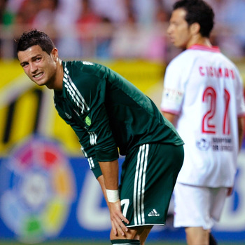 Ronaldo will have a painful tax increase with the signing of a new contract at Madrid.