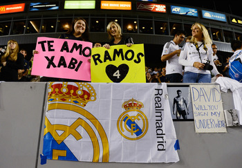 Madrid fans admire Ronaldo, but he is not yet adored. Dedicating the rest of his career to the club may change that.