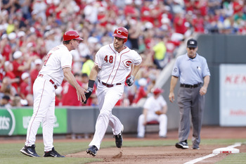 Ryan Ludwick would be worth pursuing if the Reds choose not to pick up his option