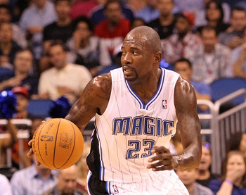 Jason Richardson should provide some valuable experience off of the bench
