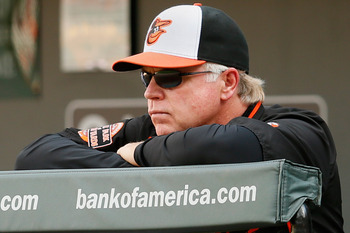 Buck Showalter and his Orioles finish the regular season with nine straight games against AL East rivals.