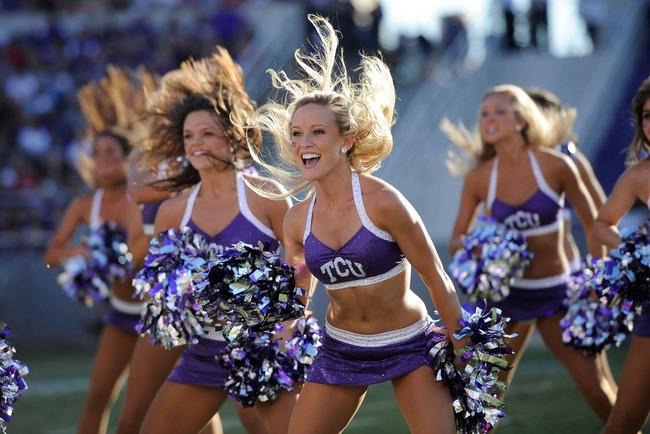 100 Hottest CFB Cheerleader Photos
