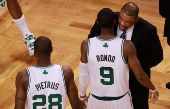 With Ray Allen gone, Rajon Rondo will become a bigger presence for the Celtics on, and off, the court.