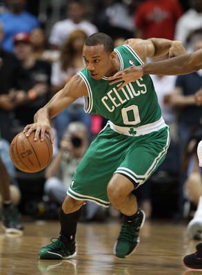 An injured Avery Bradley was the only thing keeping Boston from the NBA Finals last year. He'll be a key to the Celtics title hopes this year too.