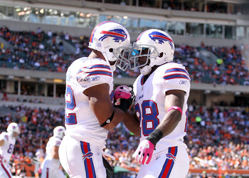 The Bills have as good a 1-2 punch at RB as anyone else in the NFL.
