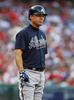 Chipper Jones could potentially make a difference in a one-game playoff.