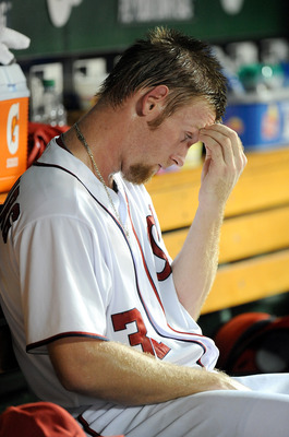 The Nationals being without Stephen Strasburg would help even the series out for the Braves.