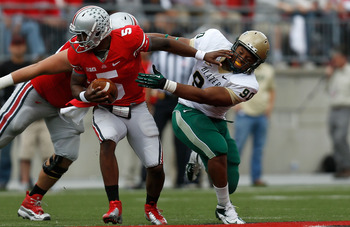 Ohio State QB Braxton Miller