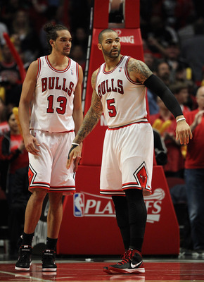 Many people have hinted at this, will Noah and Boozer swap places?