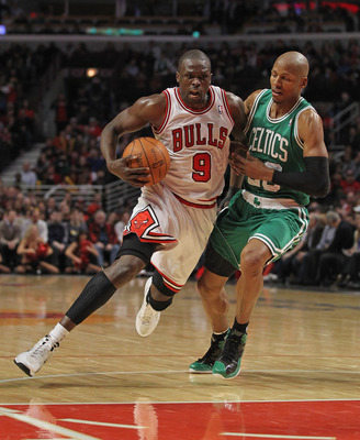 Is Deng nearing the end of his stay with the Bulls?