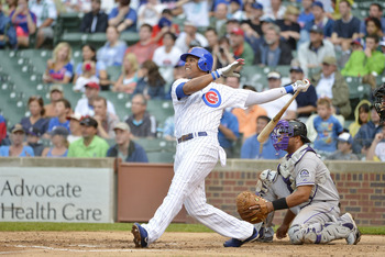 Castro is part of the bright future for the Cubs