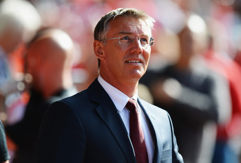 Nigel Adkins has stated that he isn't under pressure, but the results say otherwise.