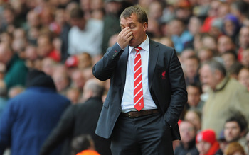 Liverpool have made a poor start under Rodgers, but shown promise nonetheless.