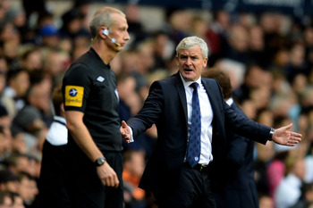 Mark Hughes has found plenty to be frustrated about at QPR.