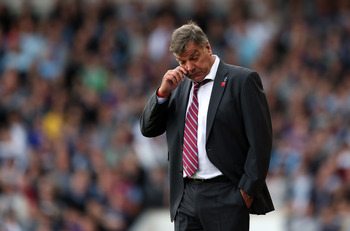Sam Allardyce has been linked with unemployment since his West Ham side were in the Championship.