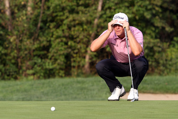 Steve Stricker is as good a pressure putter as anyone in golf.