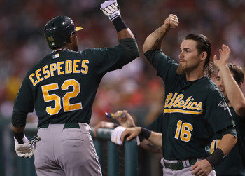Cespedes and Reddick: Bash Brothers 2.0?
