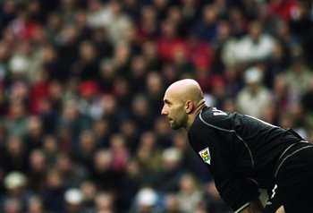 Barthez: great to begin with, not so Fab' in the finish.