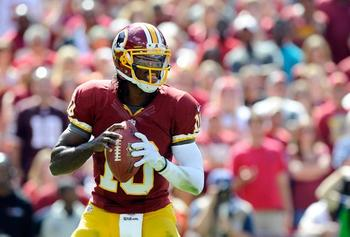Robert Griffin III (Bleacher Report file photo)