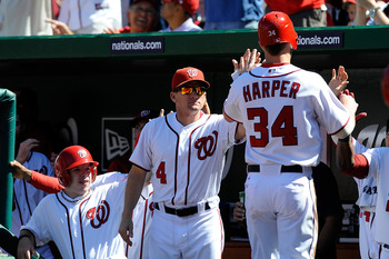 The Washington Nationals locked up the NL East and are poised to make a deep postseason run.